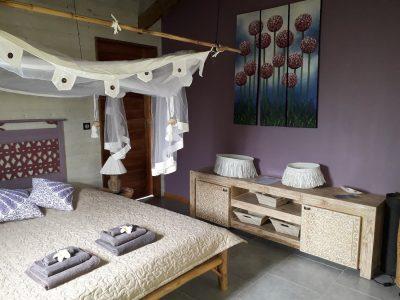 blue bamboo bungalow purple 7